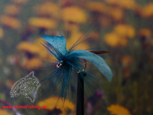 """Trockenfliege """" Mayfly Funwing Blue """""""