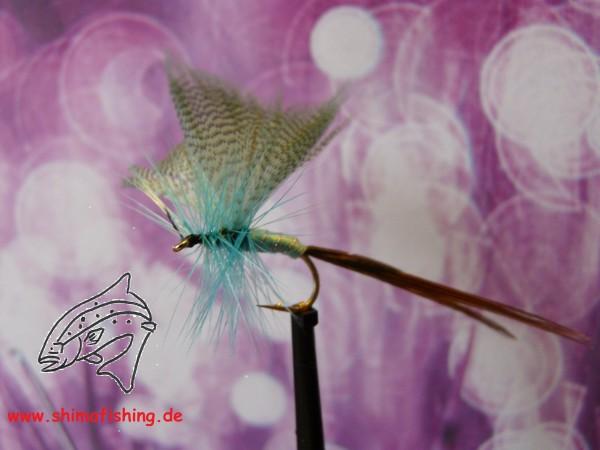 Mayfly Blue Drake
