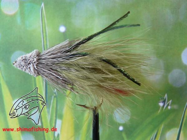 Muddler Marabou Olive