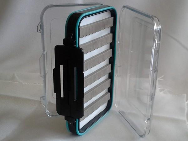 Fliegenbox wasserdicht, Doubleside 13cm