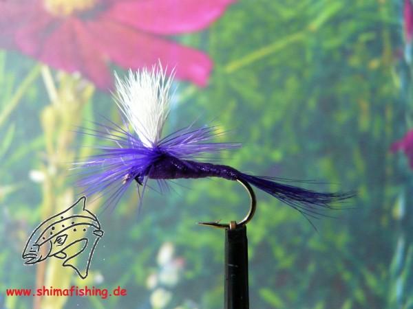 "Trockenfliege "" Parachute Purple """