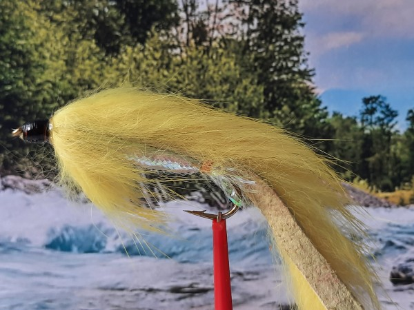 "Streamer "" Zonker Yellow """