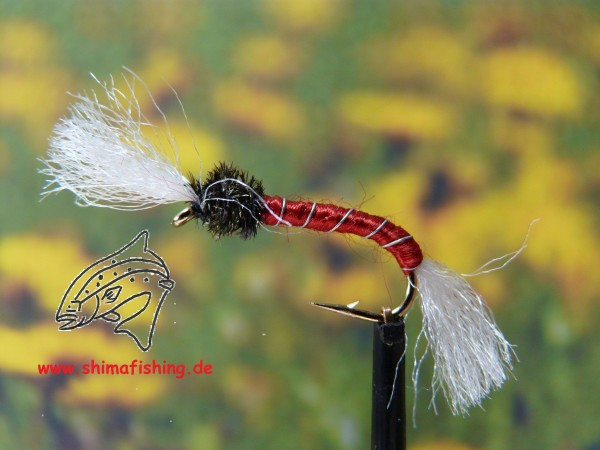 """Nymphe """" Red Buzzer """""""